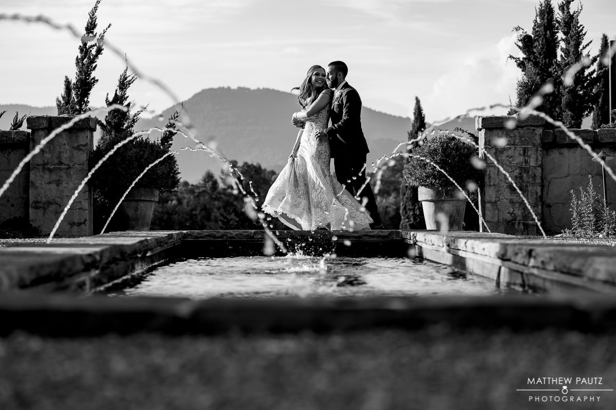 destination wedding photos at hotel domestique