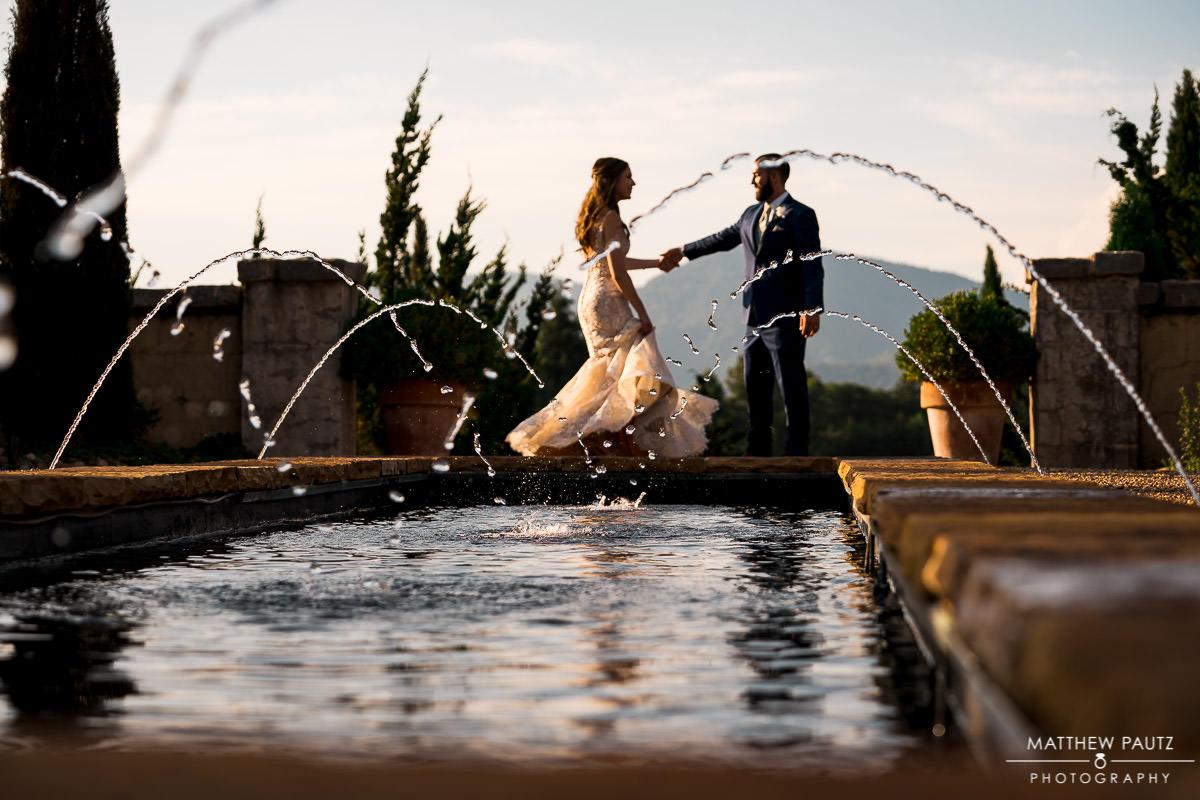 Hotel domestique wedding