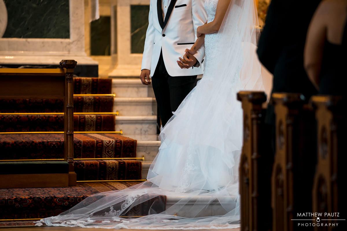 traditional catholic mass wedding ceremony