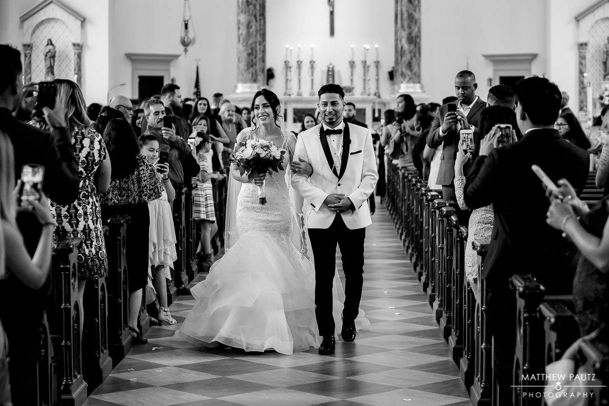 catholic church wedding
