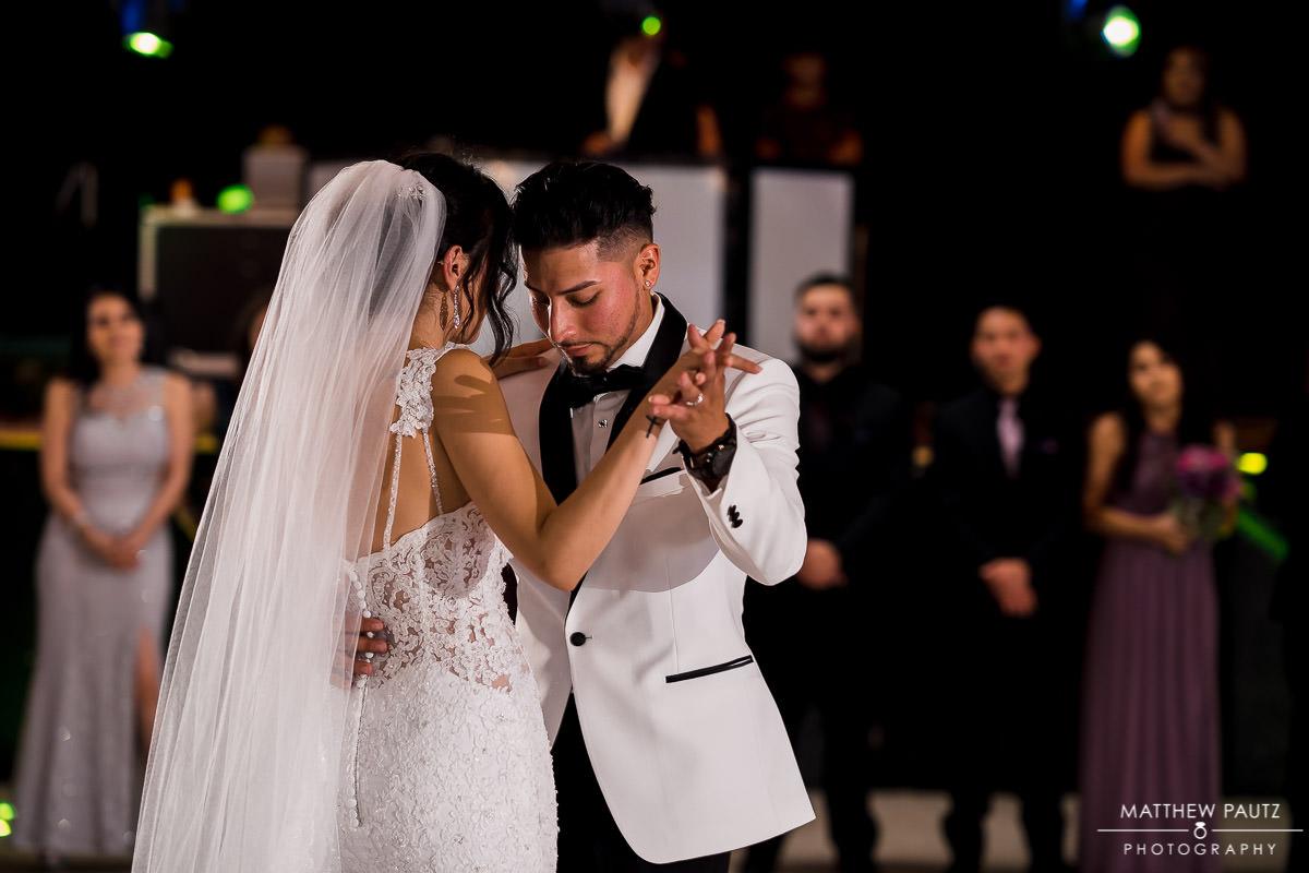 The greenville shrine club wedding reception photos