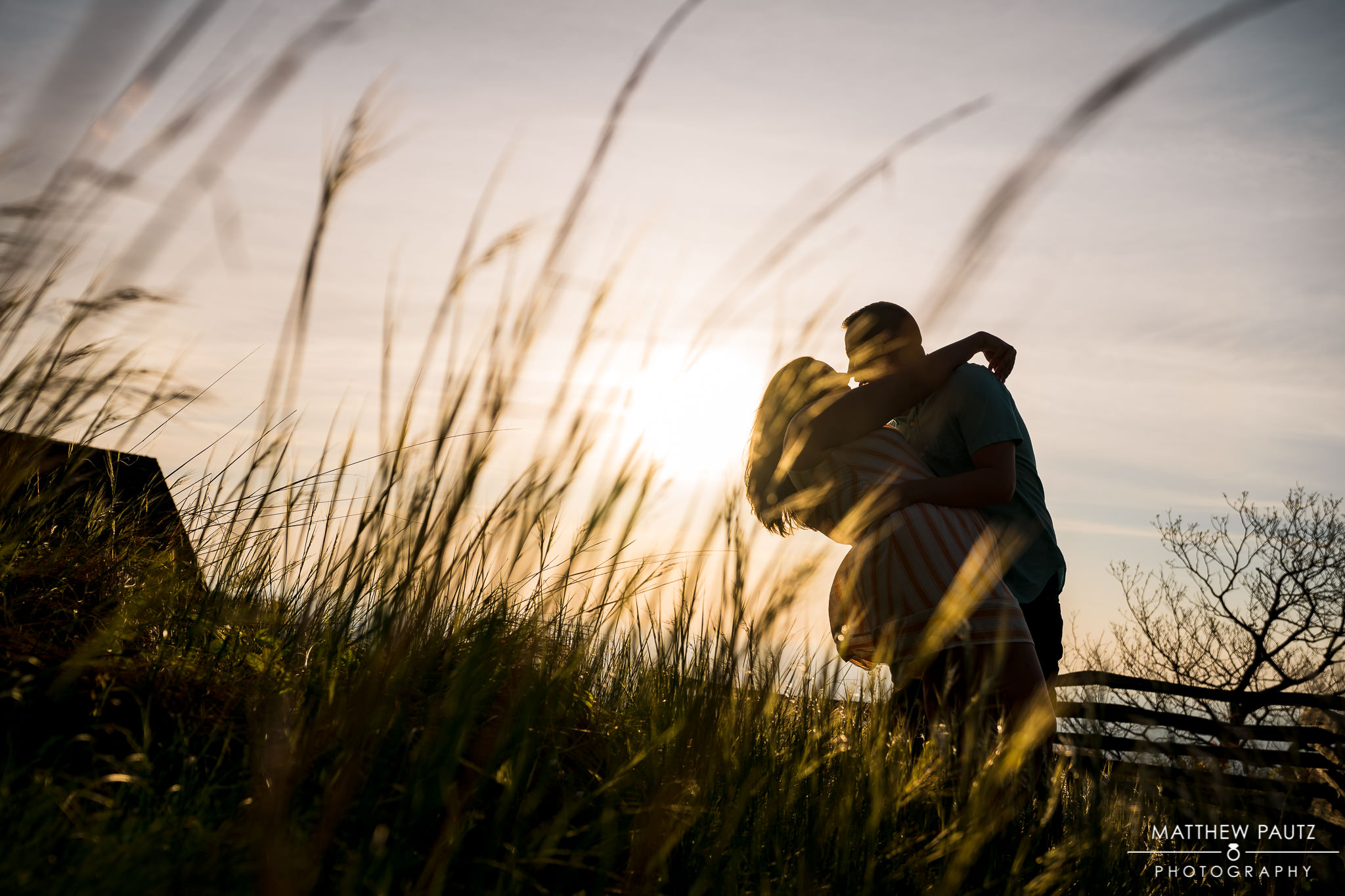 sunrise mountain engagement photos