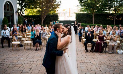 Anderson SC Wedding Photos at The Bleckley Inn