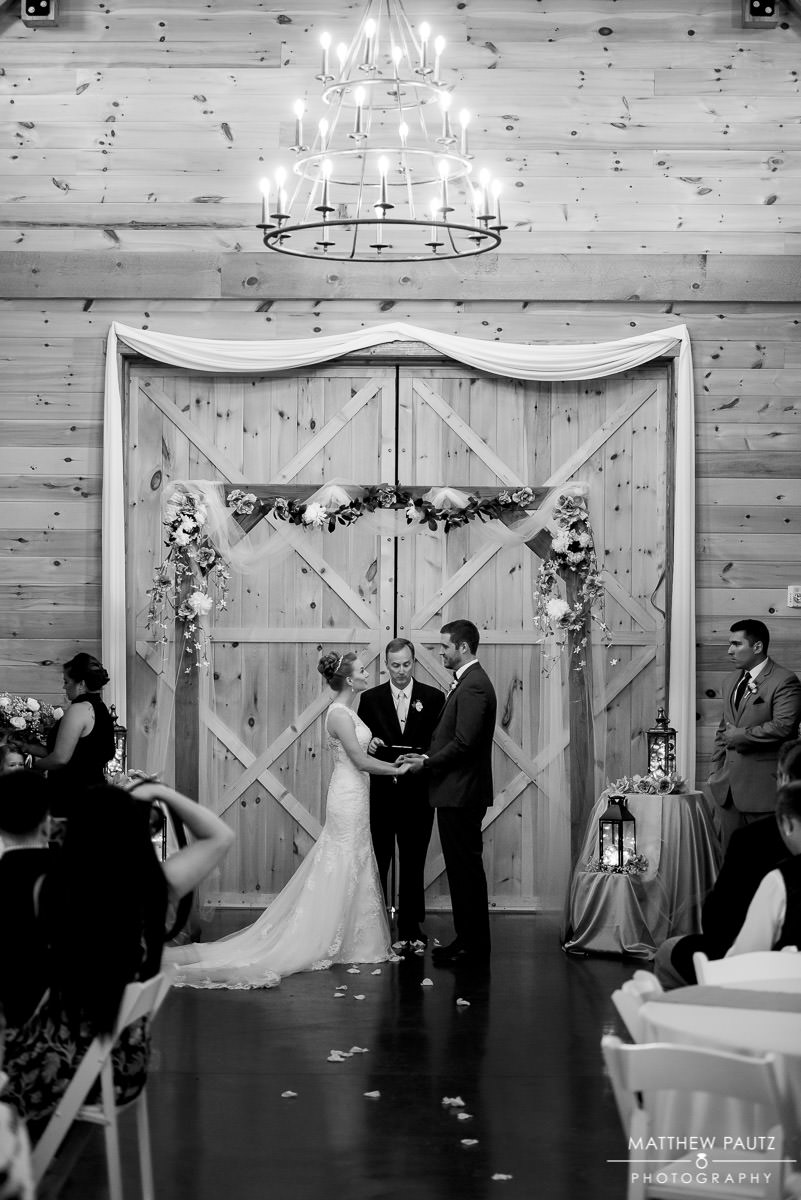 Windy Hill Barn Wedding