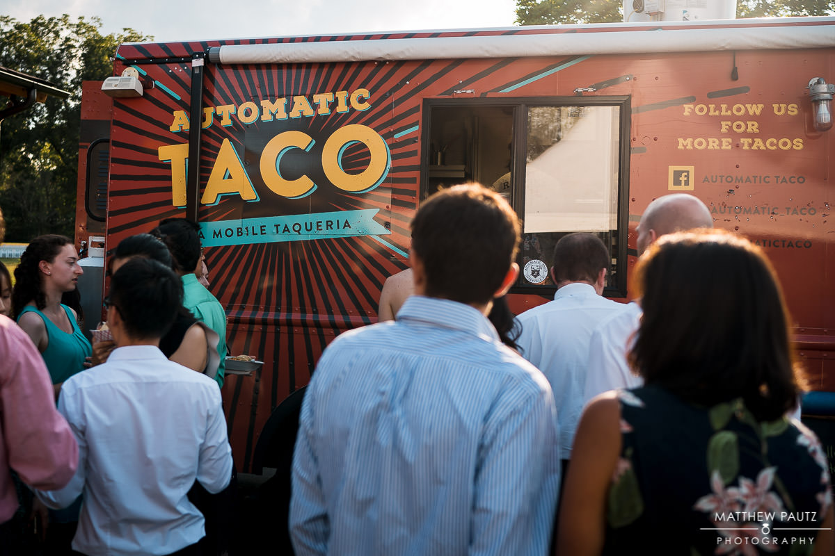 Food truck wedding catering | Automatic Taco