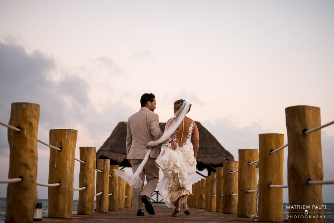 beach destination wedding photography, playa del carmen, MX