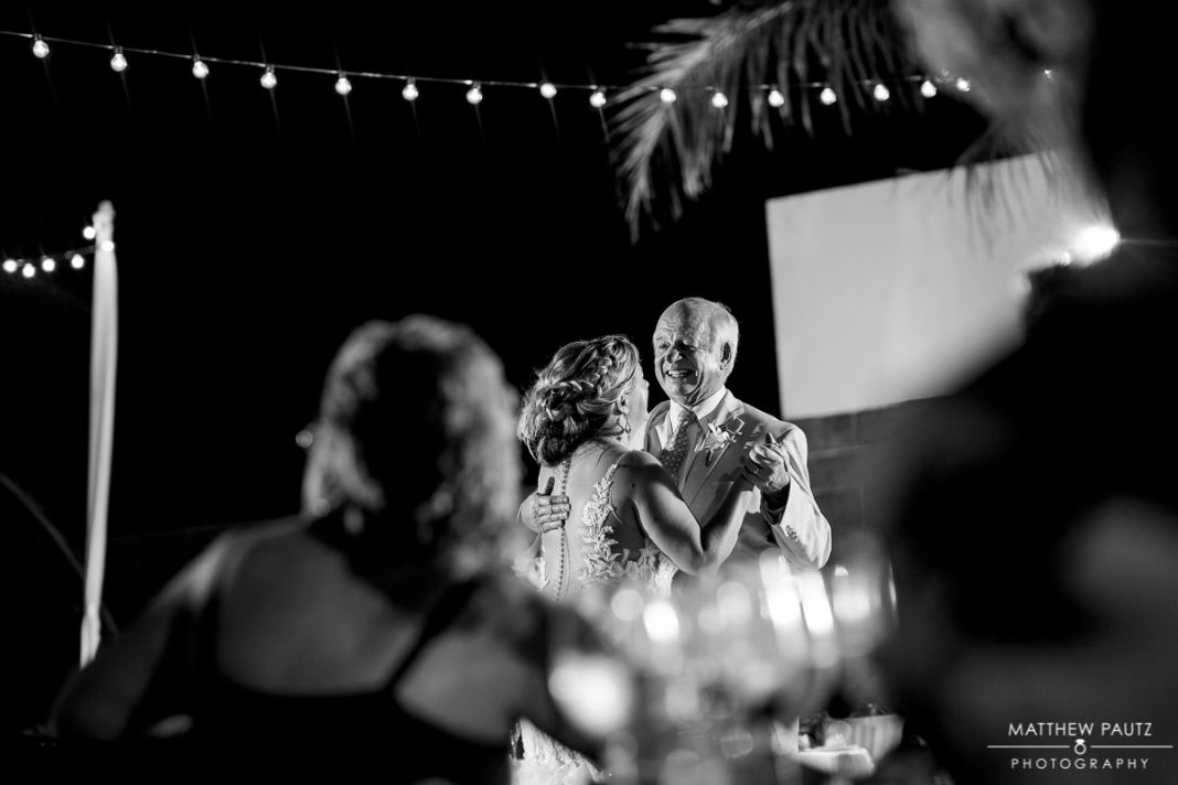 destination wedding reception photos