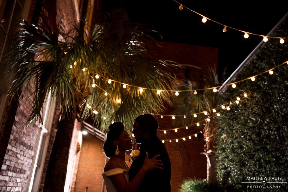 701 Whaley night wedding photos