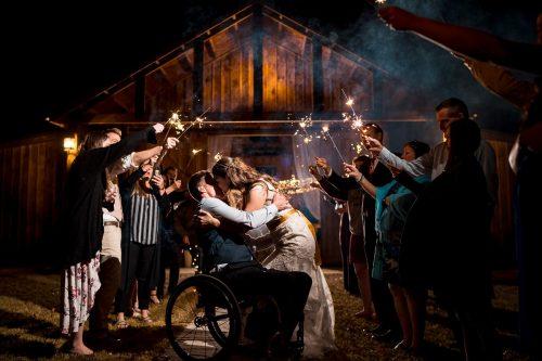 Wedding at Charlyn Farms