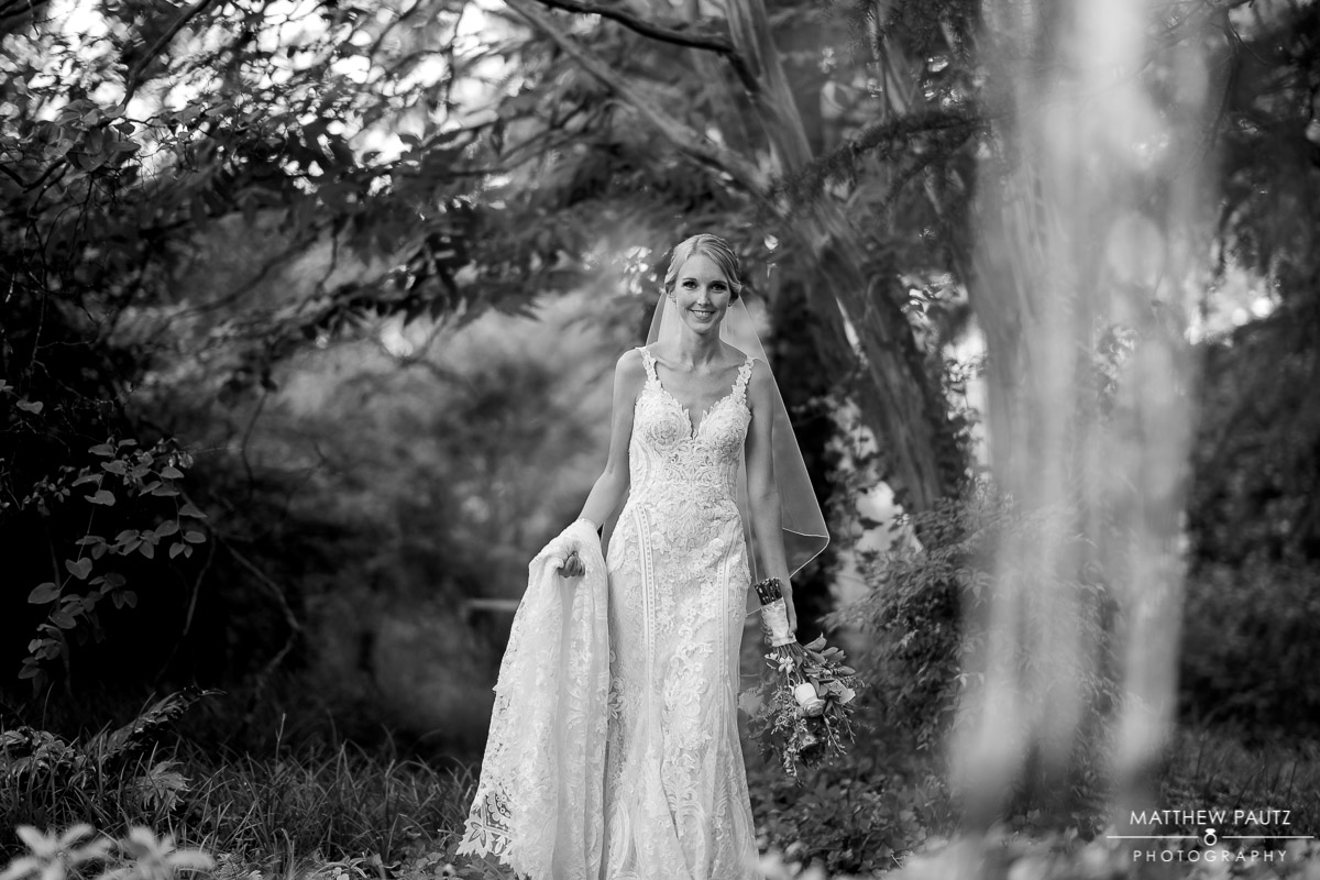 Bridal portraits in Spartanburg