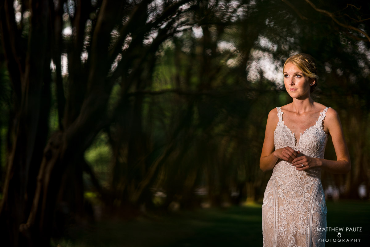 Clevedale Inn Bridal photos