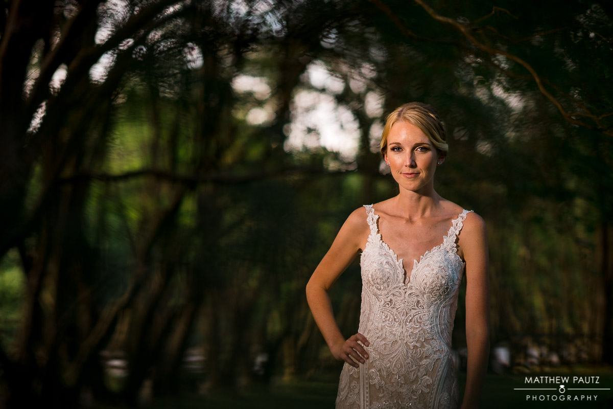 Bridal photo ideas at Clevedale Inn