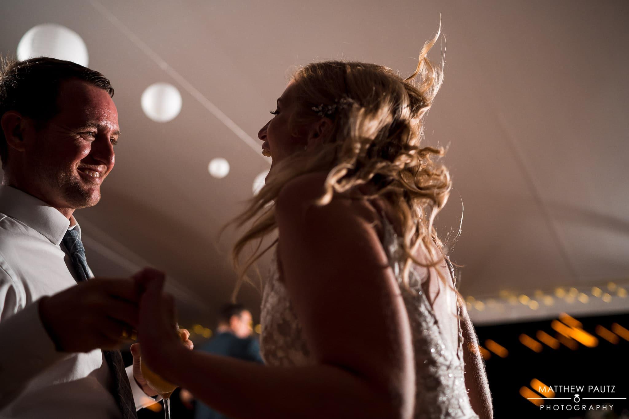 junebug retro resort wedding reception photos