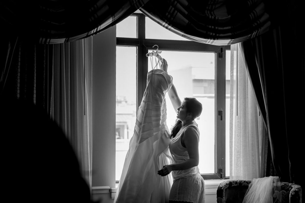 The best candid wedding photography
