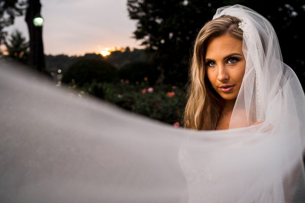 Furman university bridal portraits