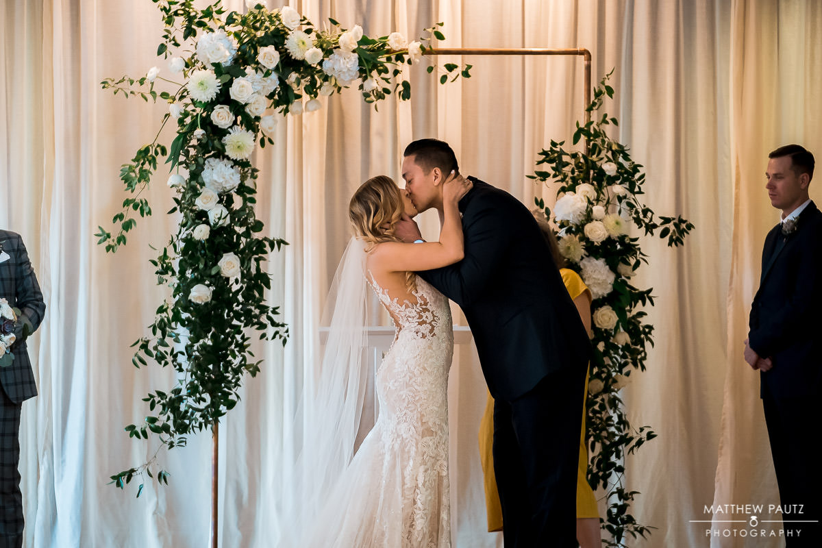 huguenot loft wedding photographer