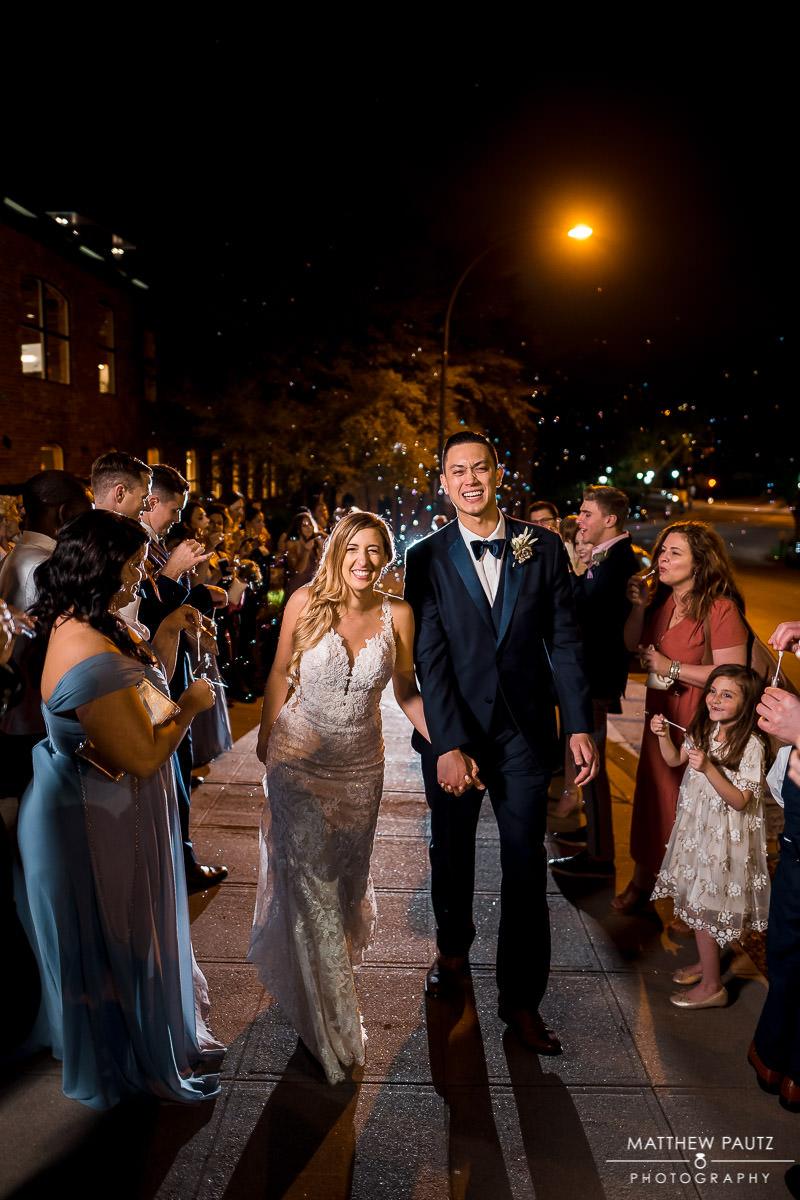 Wedding photos at the huguenot loft, Greenville Sc
