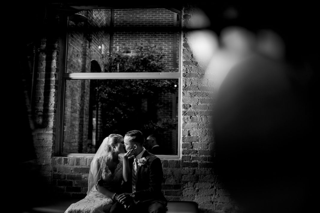 Huguenot Mill wedding photos