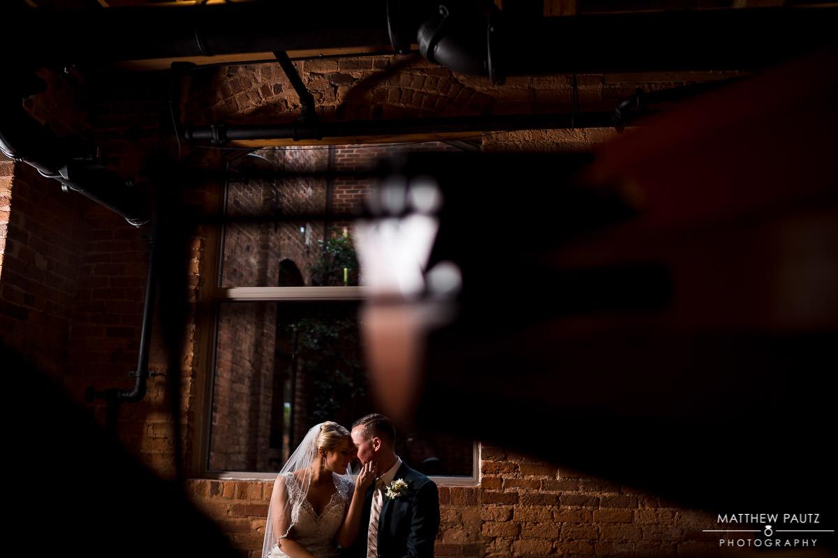 Peace center wedding photos