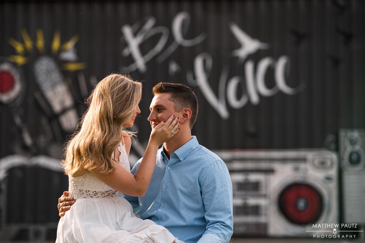 Greenville engagement photographer