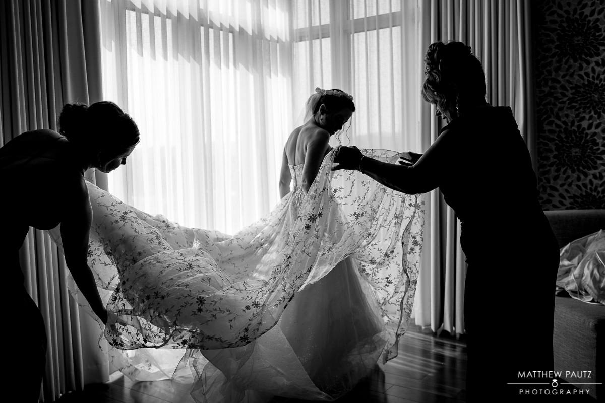 wedding photography at homewood, asheville nc