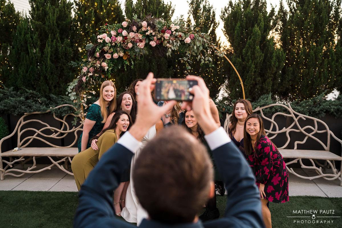 Wedding photos at Avenue, greenville sc